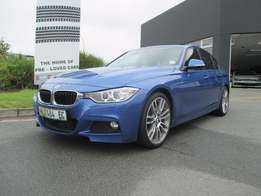 2015 BMW 320i with sunroof - Free Delivery within SA
