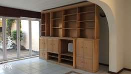 Hartman and Keppler wall unit