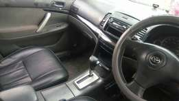 KBW Toyota ALLION full leather very clean
