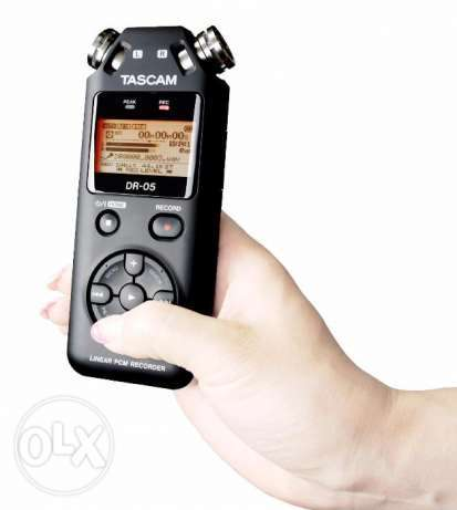 TASCAM DR-05 Portable Digital audio sound Recorder microphone Nairobi CBD - image 3