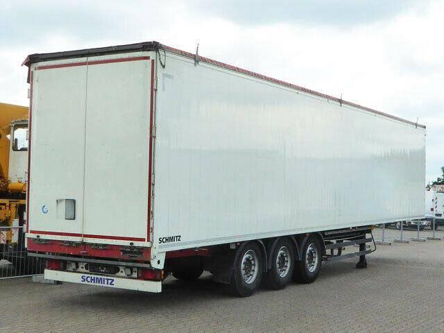 Schmitz Cargobull SW 24 SL G, 92 m²., 10 mm. Boden, Plane. - 2014 - image 2