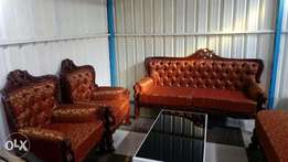 Antique Sofas with stylish finishings