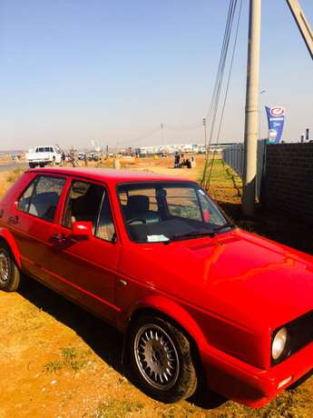 Volkswagen Golf 1 for sale Vereeniging - image 1