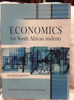 Economics for South Africa. students, fourth edition