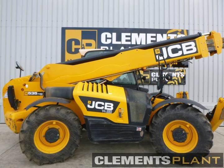 JCB 535-140 Hi-viz - 2014 - image 5