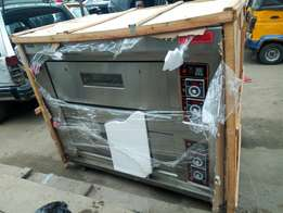 Gas oven 4 trays