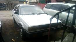 Nissan b12 kab in perfect condition 130k