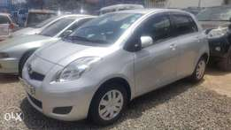 Toyota Vitz Year 2010 Model Automatic Transmission 2WD Silver KCM