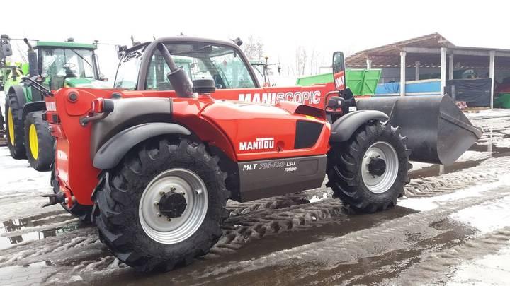 Manitou MLT 735 - 2010