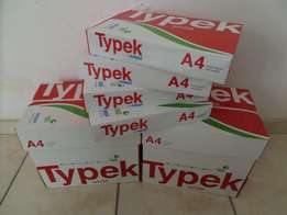 Typek Papers and DVD labels