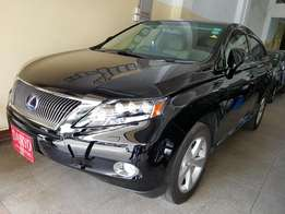 Lexus RX 450 new imported 2010 model.