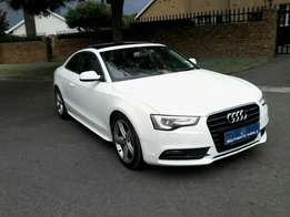 2012 Audi A5 in good condition