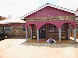 Thika Ngoingwa 3 bedroom house for sale + Dsq