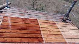 Wooden deckings professionals,supply laying and maintenance services.