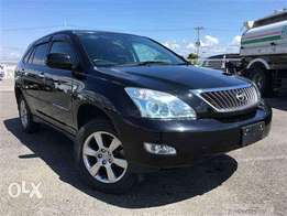 Toyota harrier 2010