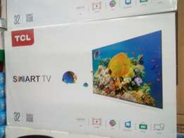 Smart Tv with Internet:TCL 32 Inches Brand New at My Shop