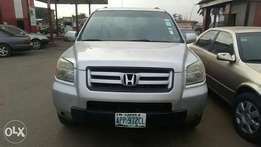2006/07 Registered Honda Pilot, DVD, Reverse Camera, Navigation,