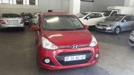Hyundai i10 grand 1.2 automatic 2014 model for sale