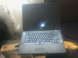 Dell latitude E6500 black in color in good condition has no webcam