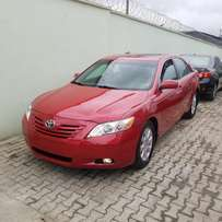 Tincan cleared 2009 Toyota Camry XLE (Red)