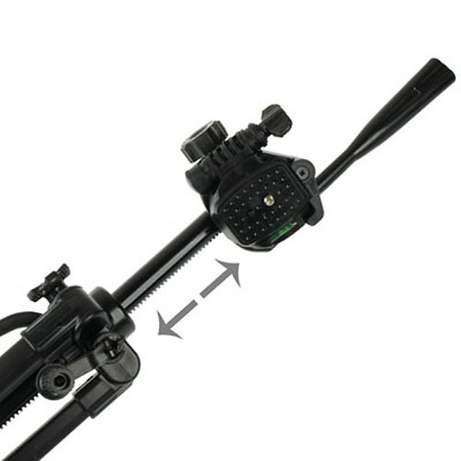 DIGIPOD TR-553 Traveler Camera Tripod 130cm with 3-Way Panoramic Head Westlands - image 8
