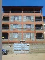 Two bedroom flat in Jamhuri 2 Estate