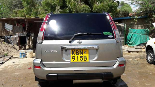 Nissan etrail good condition everything without any accident like New Lodwar - image 8