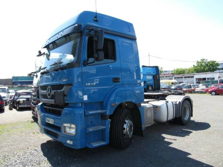 Mercedes-Benz Axor 1843 ADR Compressor / Leasing - 2013
