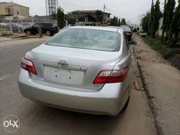 Toyota camry, Lagos clear.