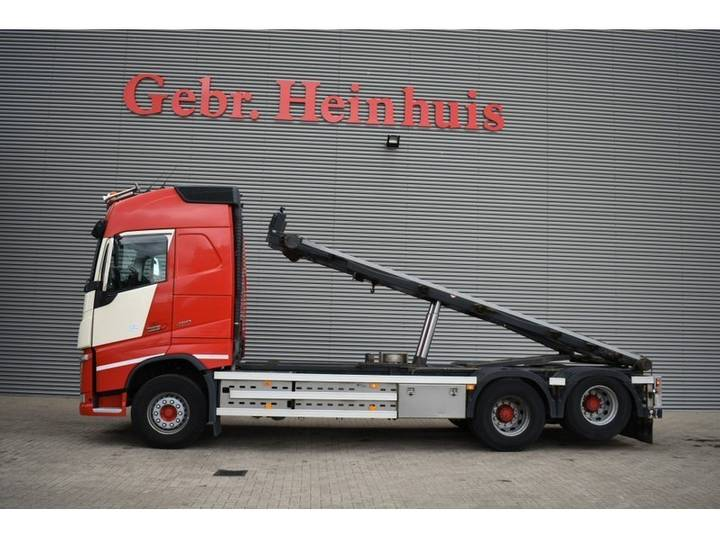 Volvo FH 460 6x2 HTS 25 tons NCH system euro 6! - 2014