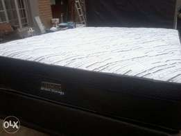 Restonic Dream Therapy queen size bed