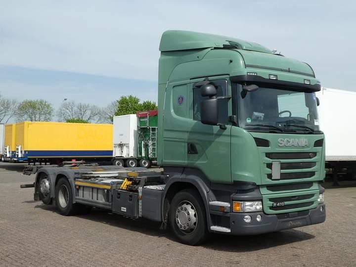Scania R410 6x2*4 - 2015