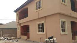 Newly built 2 bedroom flat at Egbeda
