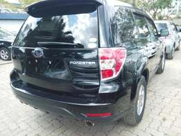 Just arrived Subaru Forester Black sunroof Color Fully loaded on sale