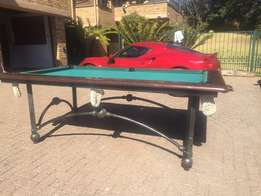 Warren and Sons Pool Table