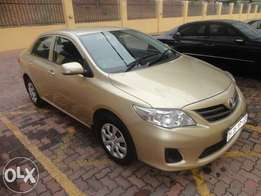 Used 2012 Toyota Corolla 1.3 Profesional.cars for sale
