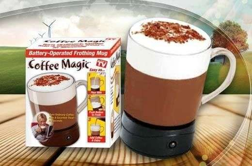 Coffee Magic - FROTHING CUP Sunridge Park - image 3