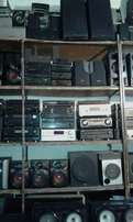 Lots of Amplifiers,Speakers,Active Subwoofers & Home Theatres on SALE.