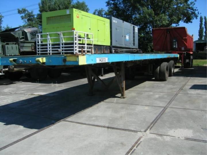 2 axle steel suspencion