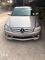 2008 Mercedes Benz C300 4matic Tokunbo