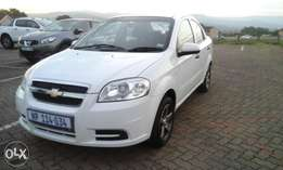 2008 Chevrolet Aveo 1.5 LS with 92 300 km millage fully serviced.