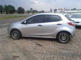 2009 Mazda2 1.3Active For Sale R75000 Is Available