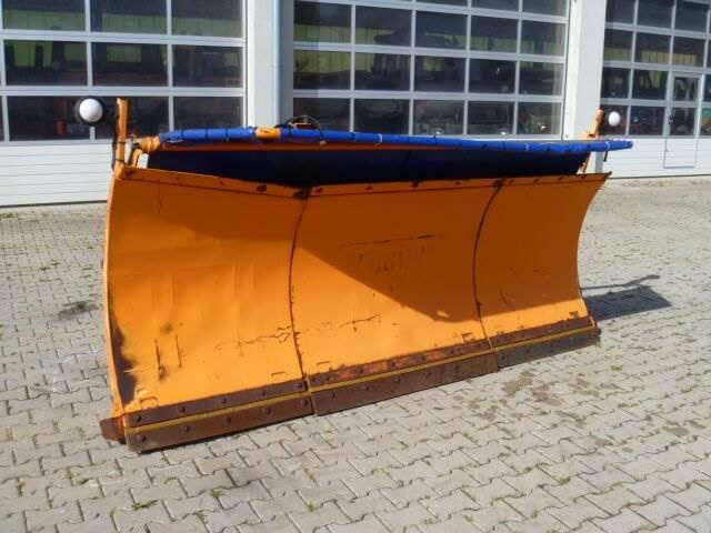 Unimog Schneepflug - Schneeschild Schmidt M30.3 - 2002