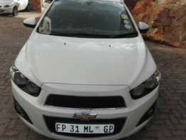 Chevrolet Sonic 2014 in very Excellent condition