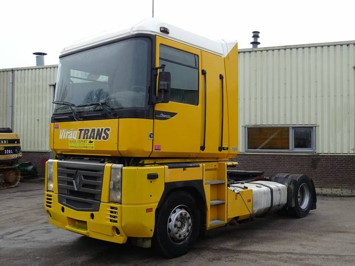 Renault MAGNUM AE 480 Manuel Gearbox Airco Good Condition - 2004