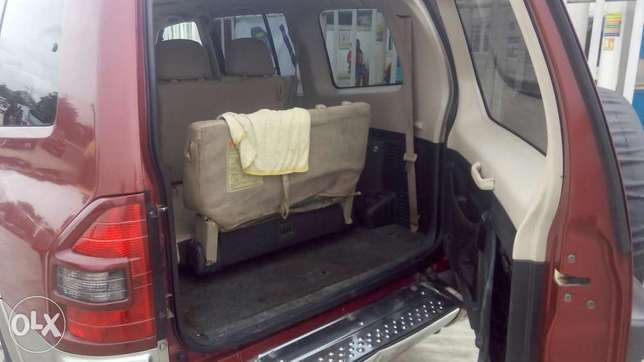 Neat 2002 Mitsubishi Montero For Giveaway Port Harcourt - image 7
