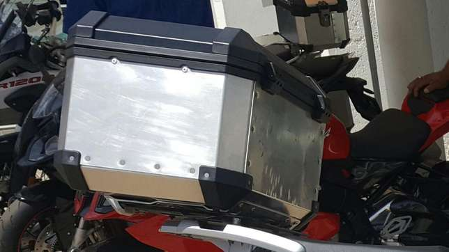 BMW 1200 GS Trax Top Box Queenswood - image 1