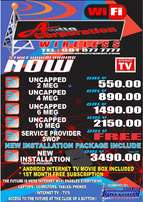 Audio Corp Wireless:See our amazing deals on wireless Internet Systems