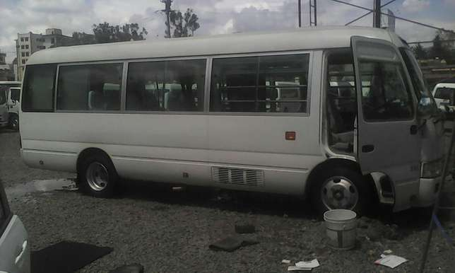Just arrived very clean Toyota coaster bus on sale Nairobi CBD - image 3