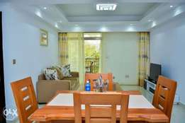 A delightful 2 bedroom furnished apartment in kileleshwa